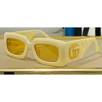 Gucci GG0811 Sunglasses 03 2021 (shishang-21022508)