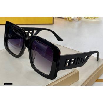 Fendi Sunglasses 23 2021 (shishang-210226f23)