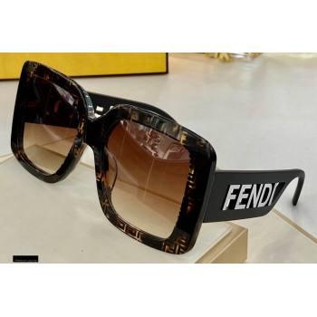 Fendi Sunglasses 28 2021 (shishang-210226f28)