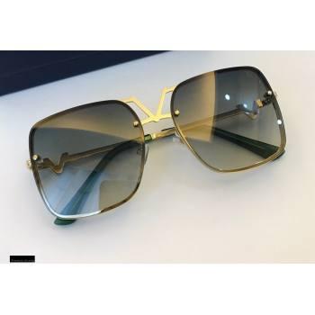 Louis Vuitton Sunglasses 49 2021 (shishang-210226l49)