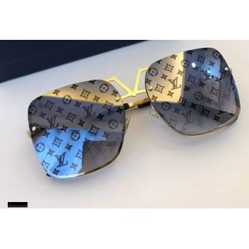 Louis Vuitton Sunglasses 51 2021 (shishang-210226l51)