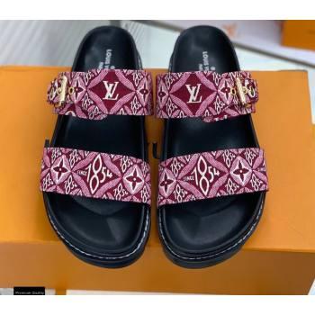 Louis Vuitton Paseo Flat Comfort Mules Since 1854 03 2021 (modeng-21030476)