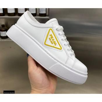 Prada Logo Gabardine Sneakers 01 2021 (modeng-21030407)