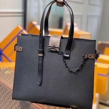 Louis Vuitton Mens Messenger Bag M30725 Black 2021 (KI-21031737)