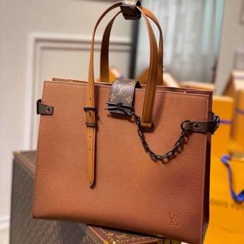 Louis Vuitton Mens Messenger Bag M30725 Brown 2021 (KI-21031738)