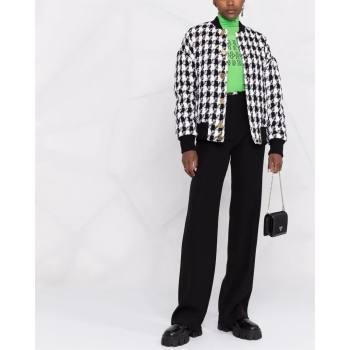 Balmain Tweed Jacket BJ151 Black 2021 (Q-210915051)