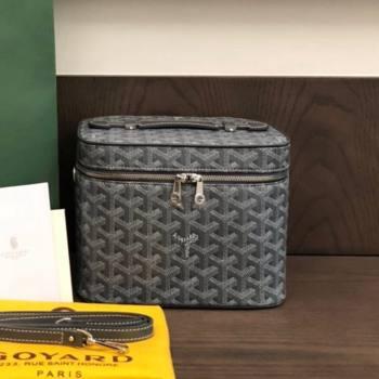 Goyard Muse Vanity Case Grey 2021 (LMGY-21091405)