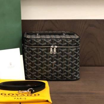 Goyard Muse Vanity Case Black 2021 (LMGY-21091410)