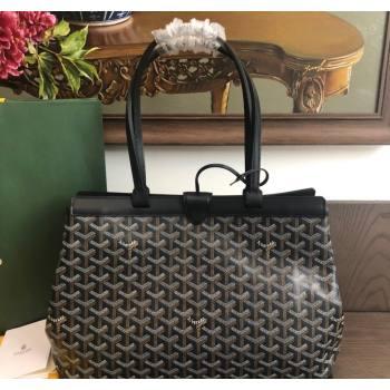 Goyard Bellechasse Biaude Tote Bag PM Black 2021 (LMGY-21091416)