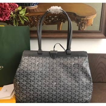 Goyard Bellechasse Biaude Tote Bag PM Grey 2021 (LMGY-21091418)