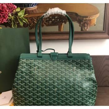Goyard Bellechasse Biaude Tote Bag PM Green 2021 (LMGY-21091419)