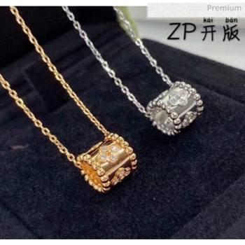 Van Cleef Arpels Crystal Necklace 206123 2020 (MLD-20061203)