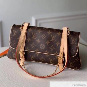 Louis Vuitton Vintage Monogram Canvas Shoulder Bag M51162 2020 (KI-20063024)