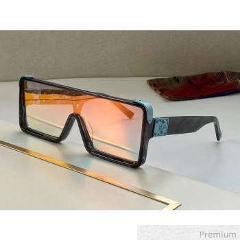Louis Vuitton Dayton Square Mask Sunglasses 02 2020 (A0-20070811)