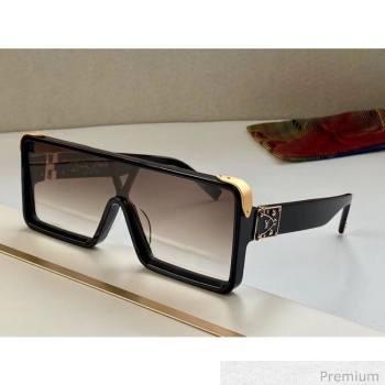 Louis Vuitton Dayton Square Mask Sunglasses 03 2020 (A0-20070812)