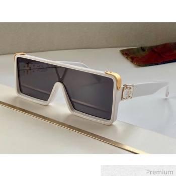 Louis Vuitton Dayton Square Mask Sunglasses 04 2020 (A0-20070813)