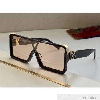 Louis Vuitton Dayton Square Mask Sunglasses 05 2020 (A0-20070814)
