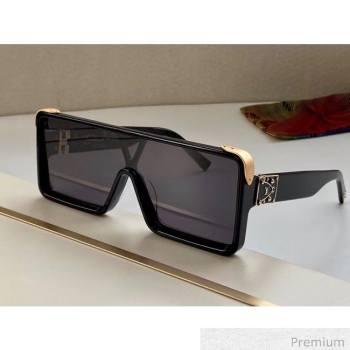Louis Vuitton Dayton Square Mask Sunglasses 06 2020 (A0-20070815)