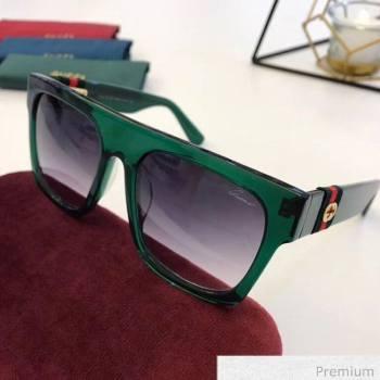 Gucci GG Web Sunglasses 05 2020 (A0-20070821)