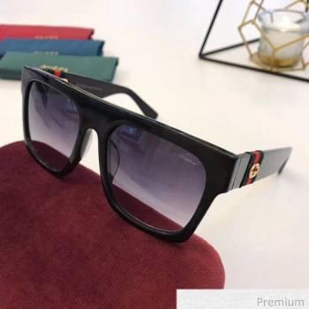 Gucci GG Web Sunglasses 06 2020 (A0-20070822)