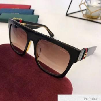 Gucci GG Web Sunglasses 07 2020 (A0-20070823)