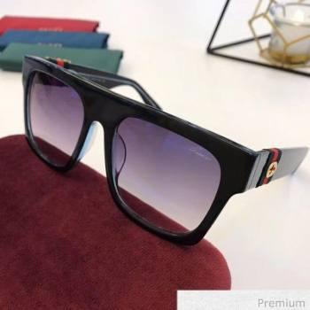 Gucci GG Web Sunglasses 08 2020 (A0-20070824)