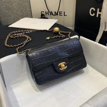 Chanel mini flap bag AS1786 black