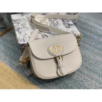Dior SOFT CALFSKIN BAG small C0319 white