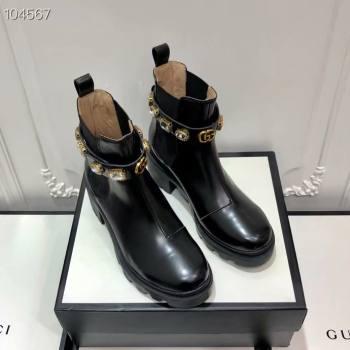 Gucci Short boots GG1577BL-2