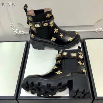 Gucci Short boots GG1578BL-1