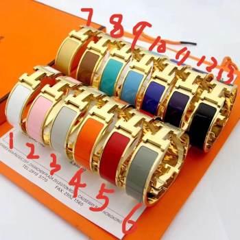 Hermes Bracelet HM6938 Gold