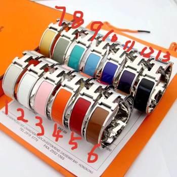 Hermes Bracelet HM6938 Silver