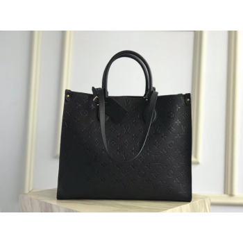 Louis Vuitton ONTHEGO M44578 black