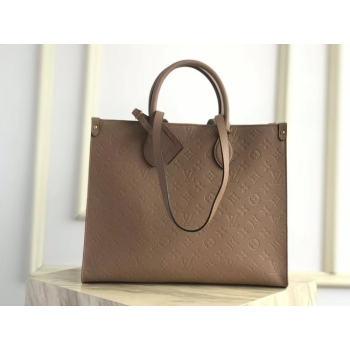 Louis Vuitton ONTHEGO M44578 grey