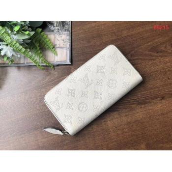Louis vuitton original Iris ZIPPY Wallet M69032 white