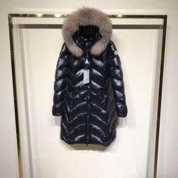 Moncler Top Quality Women Down Coat M85169 Black